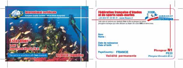 Plongée, Pêche sous marine et Randonnée aquatique  Beuchat, inspired by the